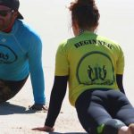 AMADO SURFSCHOOL R STAR TECHNIQUES TO BEST BEGINNERS OF THE EASTER ALGARVE