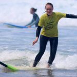 R Star surf school Carrapateira Aljezur, the best surf lessons with qualified surf coach, Algarve Portugal