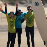 We are R Star surf school making the groms dreams come ture. Carrapateira Algarve, southwest of Portugal