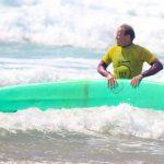 R star surf school Carrapateira Aljezur. Algarve southwest ofPortugal