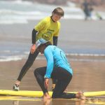 The best and personalised surf coach in Carrapateira, R Star surf school Algarve Portugal