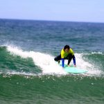 R Star surf school building stars, come around and enjoy with us. Carrapateira, Algarve, near Lagos and Sagres, southwest coast of Portugal
