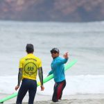 Explanation tips tha make the surfer follow it easily, R Star making new surfers, Carrapateira Algarve
