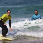 Awesome lessons with R Star surf school, easy ways to learn how to ride waves and become a competent surfer really skilled, Carrapateira Algarve