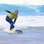 R Star surf school Carrapateira small groups and personalised coaching for all levels. Algarve Portugal