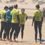 Learn with fun how to surf come around and feel with us what the most excitant sport have to offer with our skilled lessons. R Star surf school Carrapateira, closed to the point called end of the world, Sagres, Algarve-Portugal
