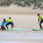 corrections and technique, small groups, the best surf lessons R Star surf school Amado Carrapateira, Algarve