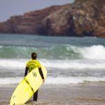Enjoy with R Star surf school Carrapateira Algarve
