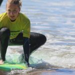 R STAR SURF SCHOOL AMADO CARRAPATEIRA WITH THE BEST CHICKS ON WAVES ALGARVE BEST SURF LESSONS