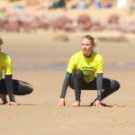 CARRAPATEIRA SURF SCHOOL AMADO R STAR FORMING NEW SURFER