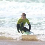 controlled stand up learned the easiest way to do it with R Star surf school Carrapateira, Algarve