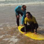 R Star surf school, Carrapateira, Algarve-Portugal