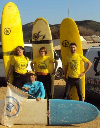 R STAR SURF SCHOOL CARRAPATEIRA, ALGARVE - PORTUGAL