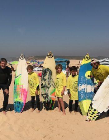 r star surfer team carrapateira