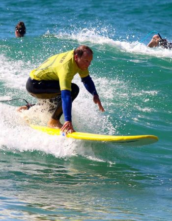 riding waves at zavial the best surf lesson